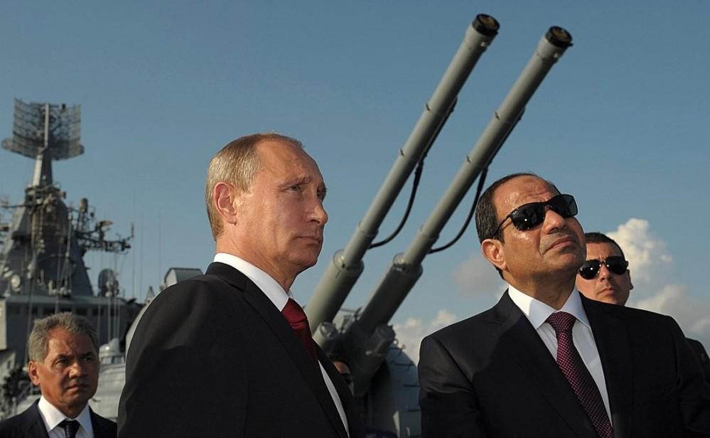 Sisi Putin